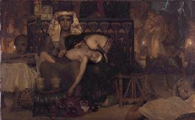 Death of the Pharaoh's Firstborn Son