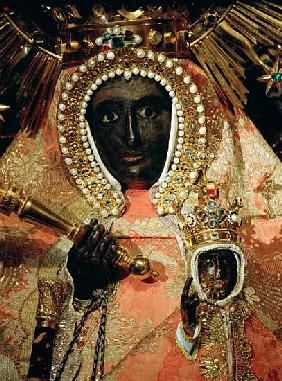 The Guadalupe Madonna (detail of 186934)