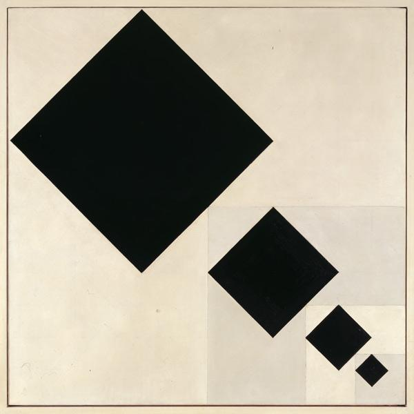 van Doesburg, Theo : Composition Arithm�tique