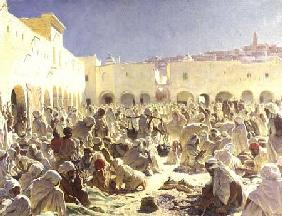 The Market Place, Ghardaia