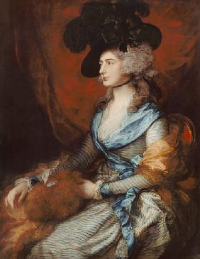 Mrs Sarah Siddons, the actress (1755-1831)