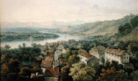 A View of Karlsruhe