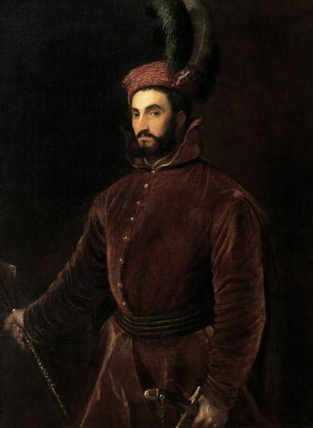 Portrait of Ippolito de' Medici