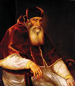 Pope Paul III. Farnese (1468-1549)