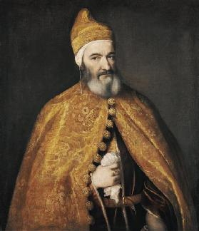 Portrait of the doge Marcantonio Trevisiani
