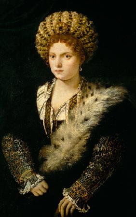 Isabella this ' Estonian, marks countess of Mantua