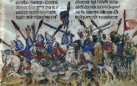 The Siege of Antioch during the First Crusade