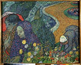 Women of Arles (Memory of the Garden at Etten)