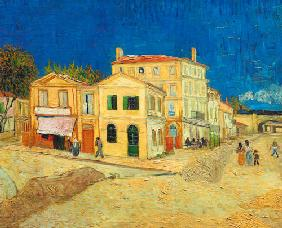 Vincent's House at Arles 1888
