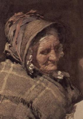 The Old Fisherwoman