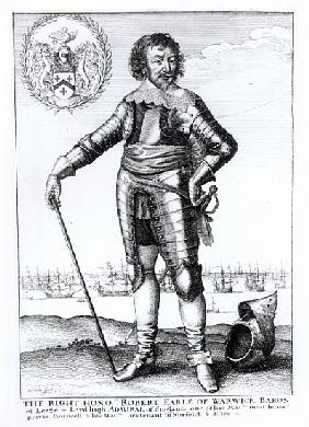 Robert Rich, 2nd Earl of Warwick