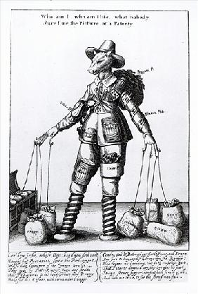 ''The Picture of Pattenty'', c.1641-50