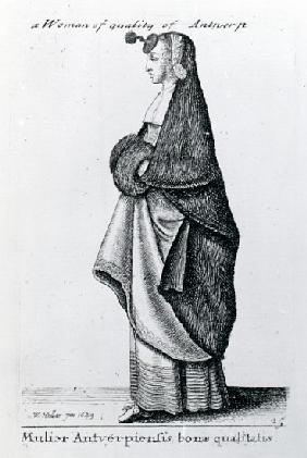 Woman of Quality from Antwerp