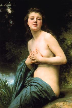 Bouguereau, William Adolphe : Spring airs