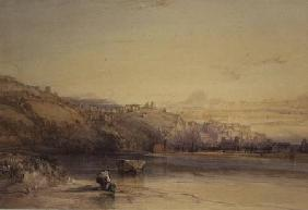 Banks of the River Saone, Lyon