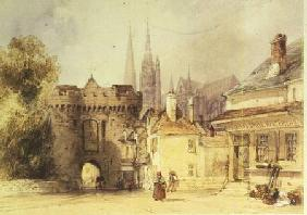 The Guillaume Gate, Chartres