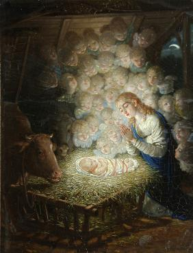 The Nativity of Christ (The Holy Night)