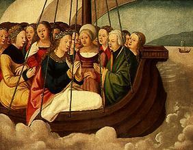 The ship of St. Ursula with the eleven thousand vi